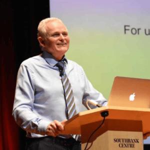 Prof. Steve Peters