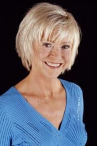 Sue Barker MBE