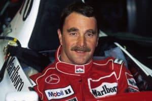 Nigel Mansell CBE